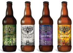 Antares se renovó de la mano de un nuevo envase para toda su línea de cervezas artesanales