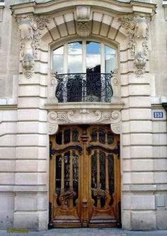 151 Rue de Grenelle (7e) - Art Nouveau - Architecte : Jules Lavirotte