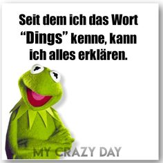 Funny Slogans, Kermit, Fun Facts, Michaela, Lol, Humor, Cartoons, Christian, Smile