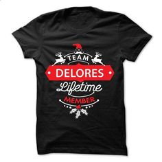 DELORES-the-awesome - #crop tee #tshirt bemalen. PURCHASE NOW => https://www.sunfrog.com/LifeStyle/DELORES-the-awesome-73288667-Guys.html?68278