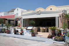 Almira restaurant Santorini, Weddings in Almira restaurant Santorini