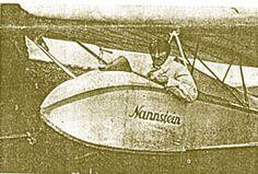 Schallodenbach - Segelflug-damals auf dem Elkenkopf
