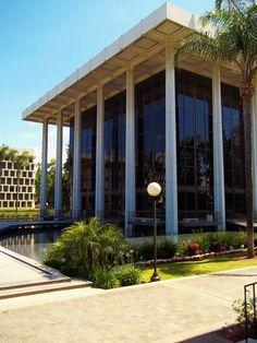 The Ambassador Auditorium
