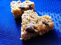 Gojee - Quinoa Coconut Granola Bites by Food and Whine