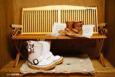 2cm & 3.3 cm自版筒靴