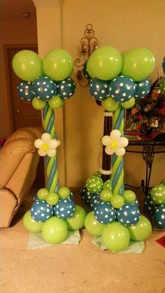 Hacemos linda #decoraciónparafiestasinfantiles con globos en chía solicita tu cotización con nosotros 3204948120-4114997 https://goo.gl/ibuKTb