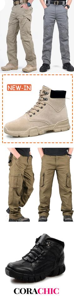 Buy 2 Get 5% OFF ( Code: SAVE5 ). Buy 3 Get 8% OFF( Code: CORACHIC8 ). 7 Days NO REASON To Return. FREE SHIPPING on orders US$59. Good Quality & Comfy. Modern Fashion, Men's Fashion, Fashion Outfits, Fashion Design, Feet Show, Motorcycle Jackets, Retail Displays, Cargo Pants Men, Recreational Activities
