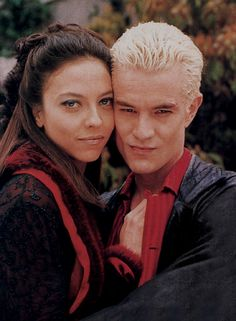 Spike and Drusilla ~ Buffy the Vampire Slayer