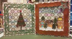 L'AUCA DE L'ANNA: Postals de Nadal 2017 Valance Curtains, Anna, Home Decor, Decoration Home, Room Decor, Valence Curtains, Interior Decorating