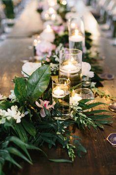 North Carolina Wedding: Boho Glamour - MODwedding