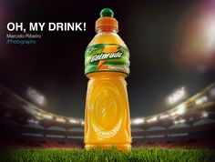 """Board """"Oh, my drink"""" (and cover photo), of the advertising photographer Marcelo Ribeiro.   #MRibeiroPhoto #Drink"""