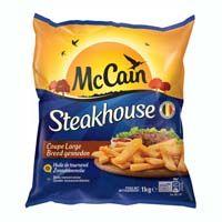 McCain Steakhouse frites