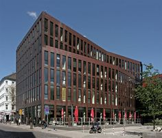 Hamburg - Copper House/David Chipperfield