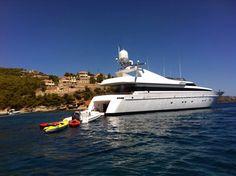 M/Y MABROUK  Luxury Yacht Charters www.seascapeyachts.com