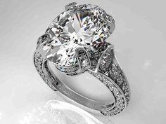 Unique Oval Engagement Rings