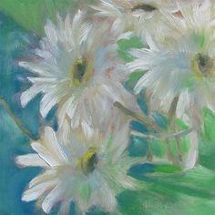 "Daily Paintworks - ""Snow!?!"" - Original Fine Art for Sale - © Laura  Buxo"