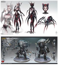 Characters from the League of Legends, Riot