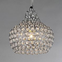 Kiss Crystal Chandelier - Overstock™ Shopping - Great Deals on Warehouse of Tiffany Chandeliers & Pendants