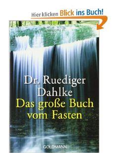 Lektüre Fasten R. Dahlke Genie, Amazon, Image, Training, Riding Habit