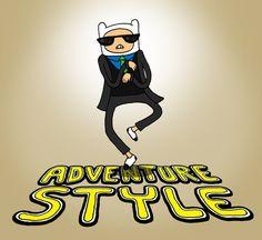 Adventurer Style!