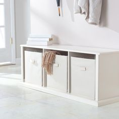 Have to have it. Caldwell Bench - White Finish $139.98