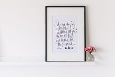 Win A Bespoke Cheryl Rawlings Illustrated Quote From Wuthering Heights. #cherylrawlings #competition #emilybrontequote