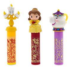 Beauty and the Beast Lip Balm Set | Disney Store