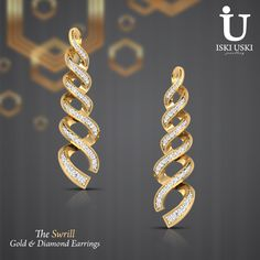 Buy Women's Earrings Online from best shopping storesin India, IskiUski offers latest #fancy, #stylish and #Fashion #earrings for Girls & ladies at exciting discounted price!!
