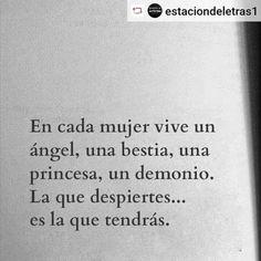 A queen! True Quotes, Best Quotes, Quotes Español, Doing Me Quotes, Cute Spanish Quotes, Spanish Inspirational Quotes, Grieving Quotes, Quotes En Espanol, Love Phrases