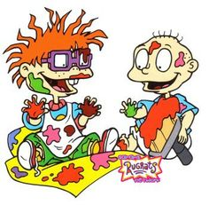 Chuckie and Tommy