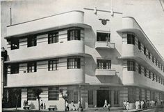 Edificio Avianca Paseo Bolivar con Libano (cra 45) 1957
