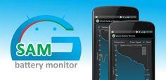 GSAM Battery Monitor Pro v3.27 (todas las versiones)  Sábado 19 de Diciembre 2015.Por: Yomar Gonzalez | AndroidfastApk  GSAM Battery Monitor Pro v3.27 (todas las versiones) Requisitos: Varía según el dispositivo Descripción: Es su batería drenando demasiado rápido? Simplemente quiere saber cuánto tiempo le queda antes de tener que recargar? Entonces monitor GSAM batería al rescate! Caracteristicas  Cazar las baterías drenaje Apps con la App Sucker  Siempre saben su estado y de tiempo de…