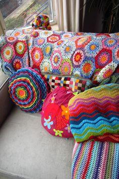 great crochet stuff!