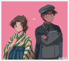 Manga Detective Conan, Gosho Aoyama, Toyama, Wattpad Stories, Magic Kaito, Anime Ships, Fan Art, Cute, Kids