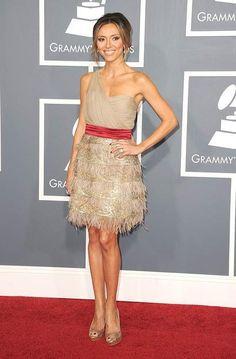 Randi Rahm - Grammys 2011