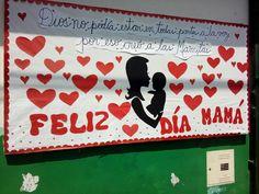 Mural del día de la madre