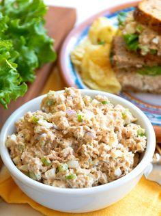 Tuna Macaroni Salad, Tuna Salad Pasta, Seafood Salad, Chicken Salad, Broccoli Salad, Southern Tuna Salad Recipe, Best Tuna Salad Recipe, Tuna Recipes, Salad Recipes