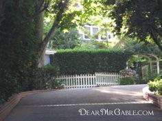 {Hollywood} Home to Encino – Dear Mr. Gable