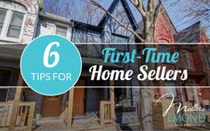 Being a first time home seller has it's own unique set of challenges. If you've never sold before, you probably don't know what you should do to have your home ready to be seen by potential buyers. If you have those questions, here's what you need to know:  http://www.melissaemond.com/6-tips-first-time-home-sellers/