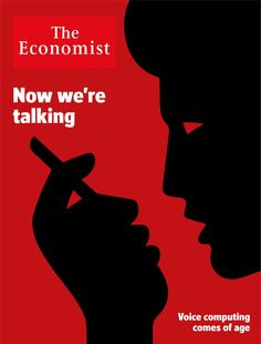 """Now we're talking.  Cover for The Economist"""
