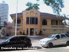 Casa da Palavra - Santo André - SP desenhosnacalcada.blogspot.com.br #arquitetura #historia #cultura #cidadania #cidades #saopaulo #turismo #casas