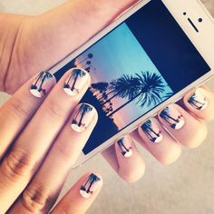 Instagram for your nails! MyNCLA is making selfie nails a real possibility