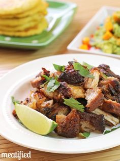 Pork Belly Carnitas from http://meatified.com #paleo #glutenfree #whole30