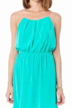 Patina Dress
