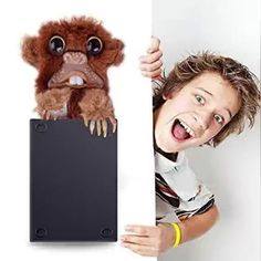 Cheap tricky toy, Buy Quality children surprises directly from China prank toys Suppliers: Interesting Creative Prank Monkey Toys Tricky Pet Prankster Monster Monkey Surprise Children Jitters Fur Spoof Toy Fools Day Pop Up Window, Funny Video Memes, Cool Gadgets, Pranks, Cat Love, Are You The One, Cool Stuff, Stuff To Buy, Monkey