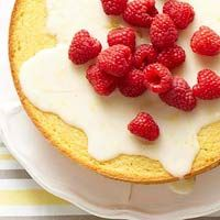 Cornmeal-Yogurt-Lemon Cake~~32 GMS. CARBS. THIS LOOKS SO YUMMY! MAYBE FOR EASTER???