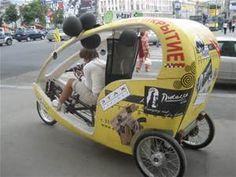 Cycle Rickshaw - Bing Images