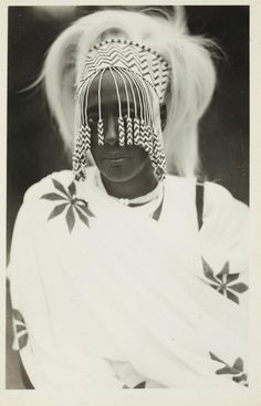 Africa: H. Queen Kankazi, Mother of Mutara III Rudahigwa (the King). African Tribes, African Art, African Women, African Crown, African Culture, African American History, Women In History, Black History, Black King And Queen
