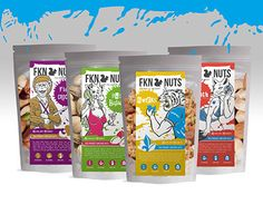 """Check out new work on my @Behance portfolio: """"FKN NUTS labels"""" http://be.net/gallery/29069331/FKN-NUTS-labels"""