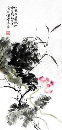马建军- lotus extraordinarily graceful